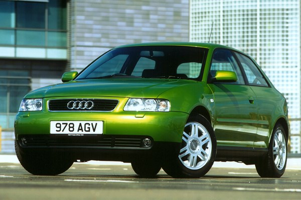 Audi A3 (1996 - 2003) Used Prices