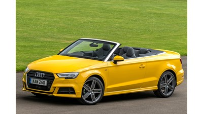 Audi A3 Cabriolet Sport (Technology Pack) 35 TFSI 150PS 2d