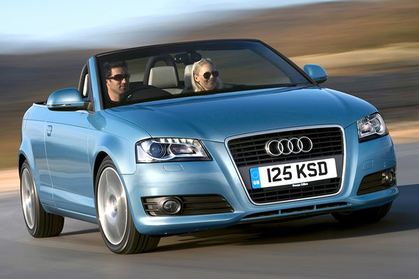 Audi A3 Cabriolet 08 13 Rated 4 Out Of 5