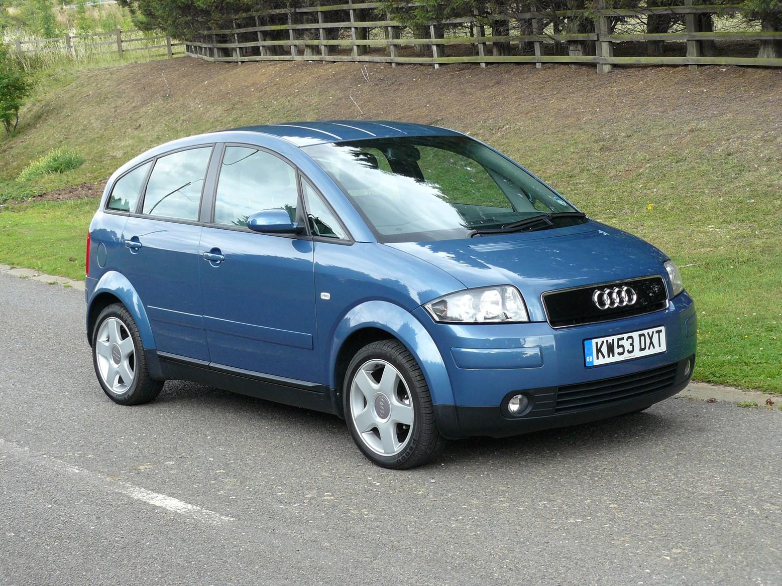 Avant Loan Reviews >> Audi A2 Hatchback (2000 - 2005) Photos | Parkers