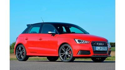Audi A1 Sportback 1.0 TFSI SE 5d