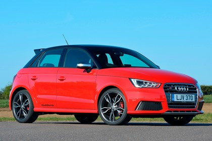 audi a1 specs dimensions facts figures parkers. Black Bedroom Furniture Sets. Home Design Ideas