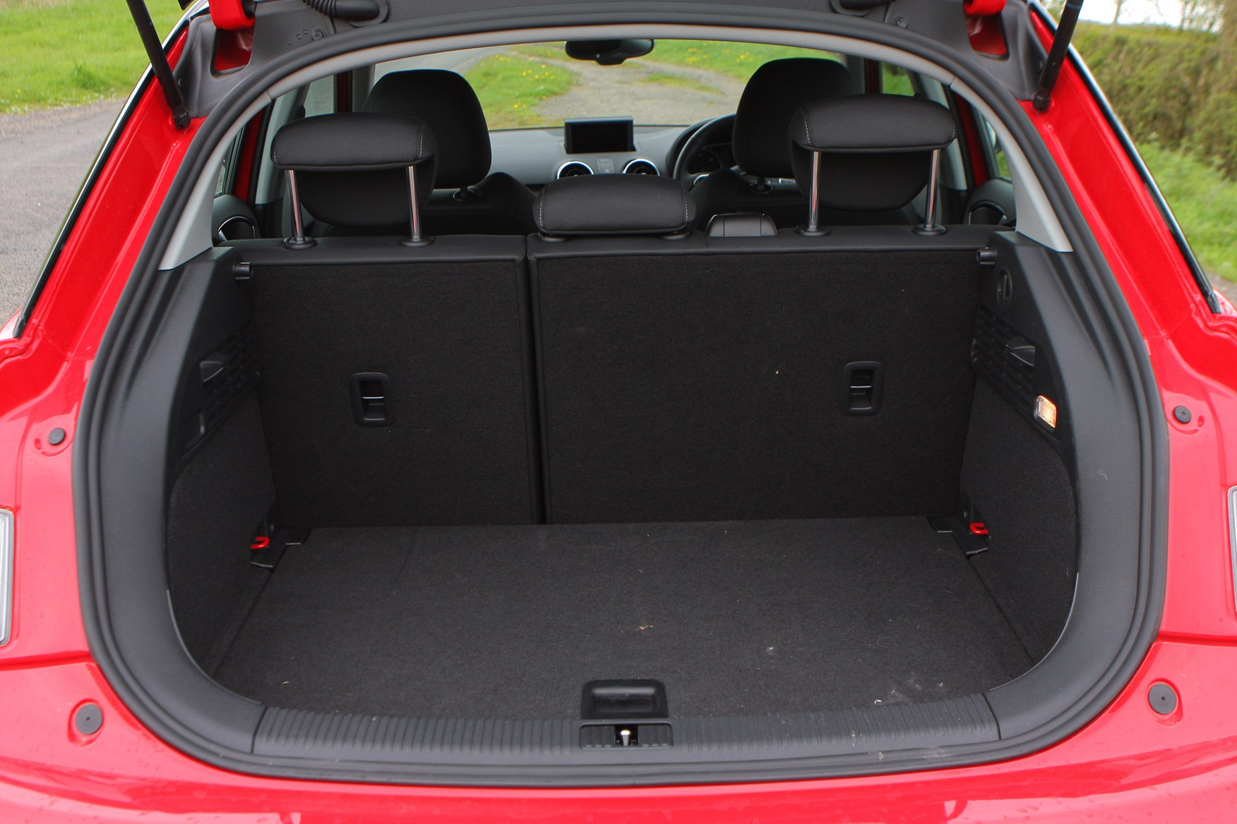 Image Result For Audi A Sportback Load Capacity