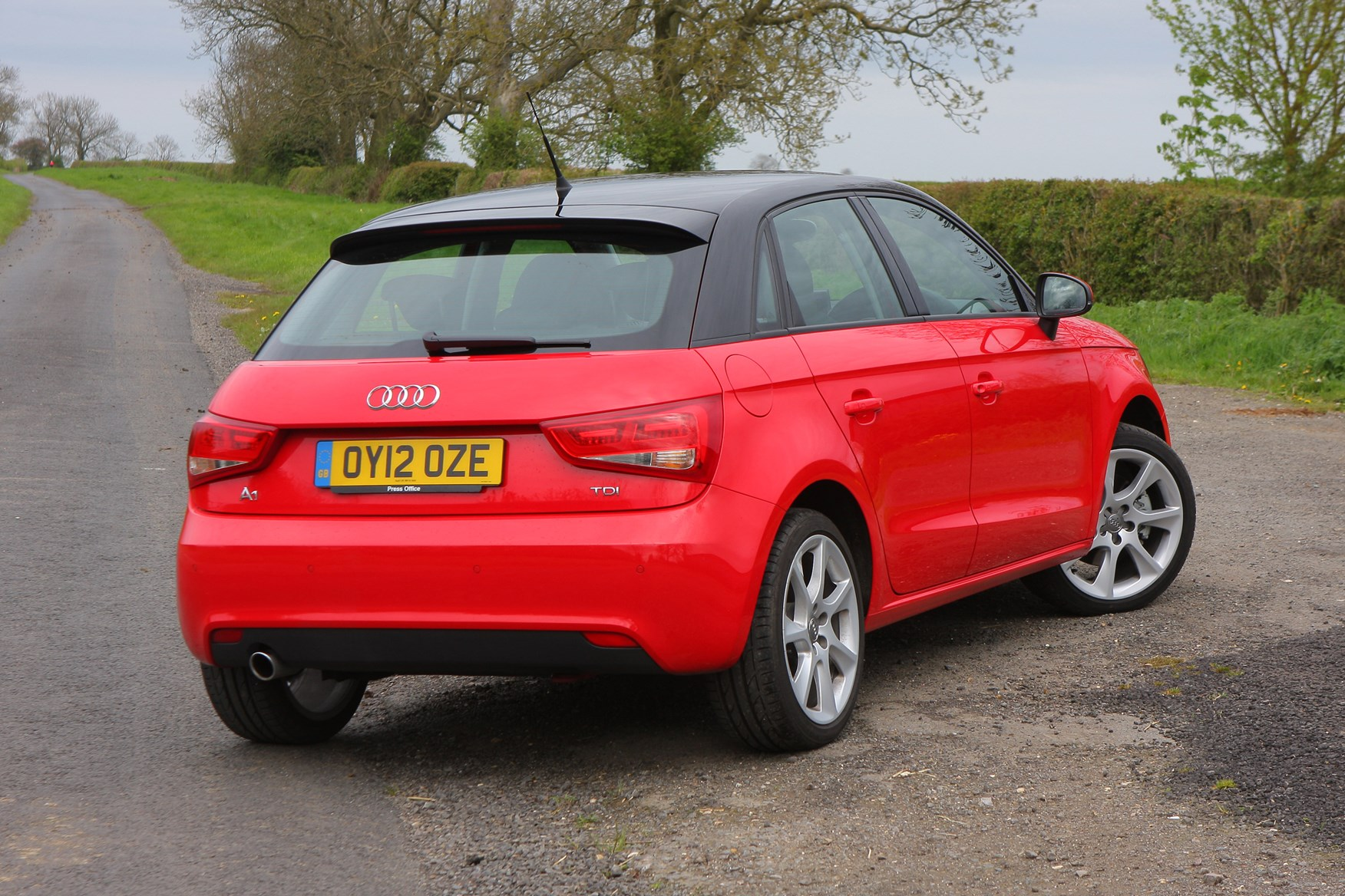 Used Audi A1 >> Audi A1 Sportback (2012 - ) Photos | Parkers