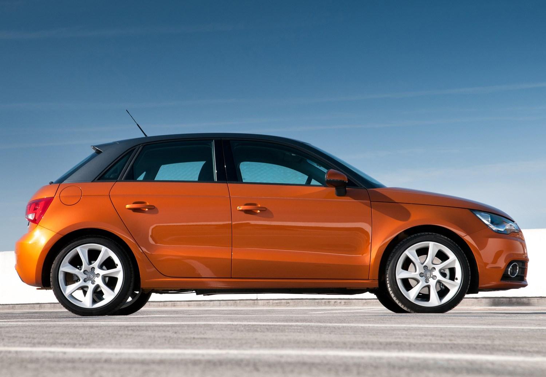 2010 Audi A1 Sportback photo - 3