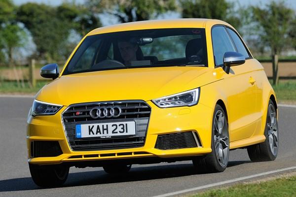 Audi A1 S1 Review 2014 2018 Parkers
