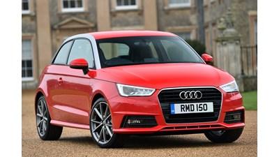Audi A1 Hatchback 1.0 TFSI SE 3d