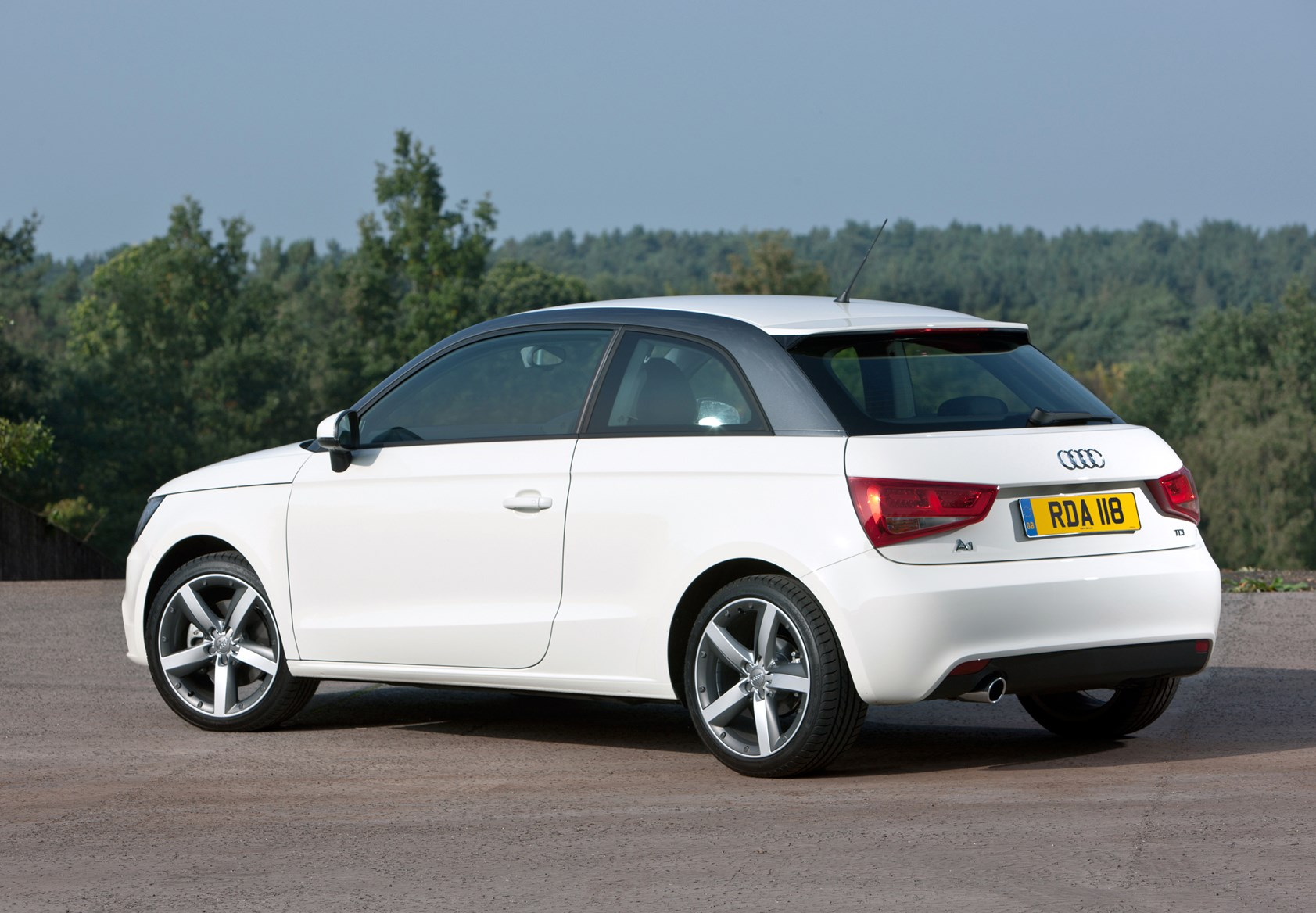 Audi A1 Hatchback 2010 Photos Parkers