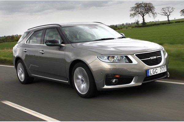 Saab 9-5 Sportwagon (from 2011) used prices | Parkers