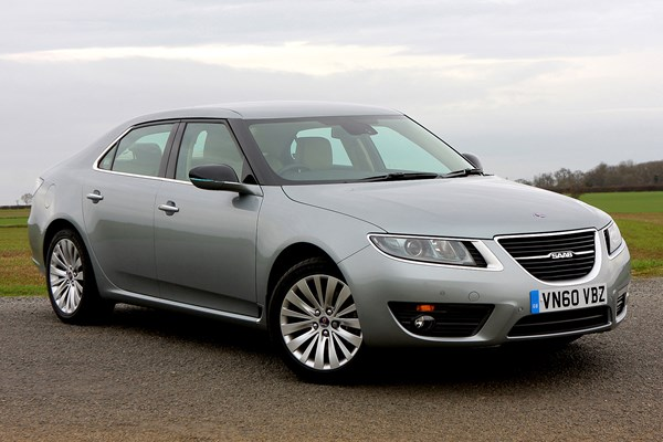 Saab 9-5 Saloon (10-11) - rated 3.5 out of 5