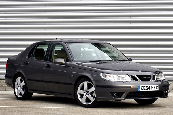 Saab 9-5 Saloon (from 1997) used prices | Parkers