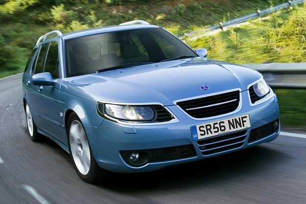 Used Saab 9-5 Estate (2005 - 2010) Review | Parkers