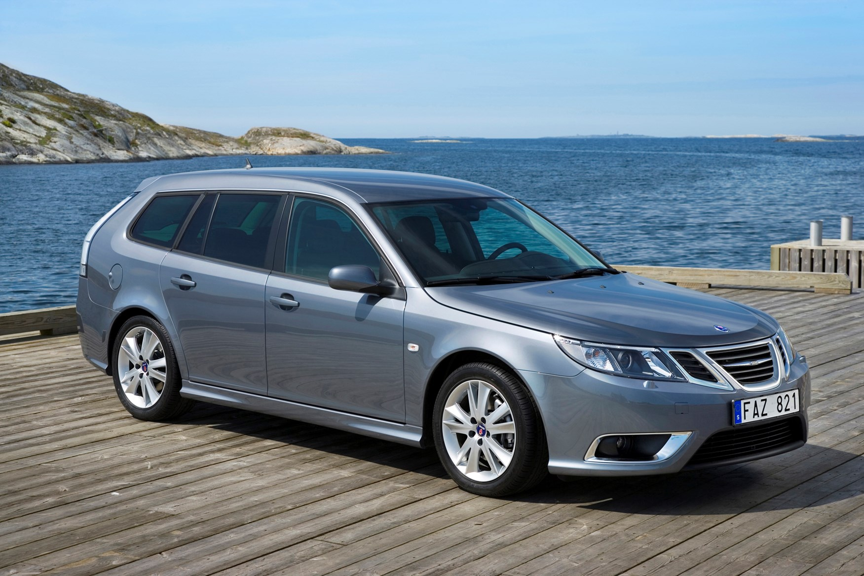 Saab 9 3 Sportwagon Review 2005 2011 Parkers