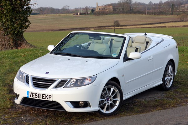 Saab 9 3 Convertible 03 11 Rated 5 Out Of