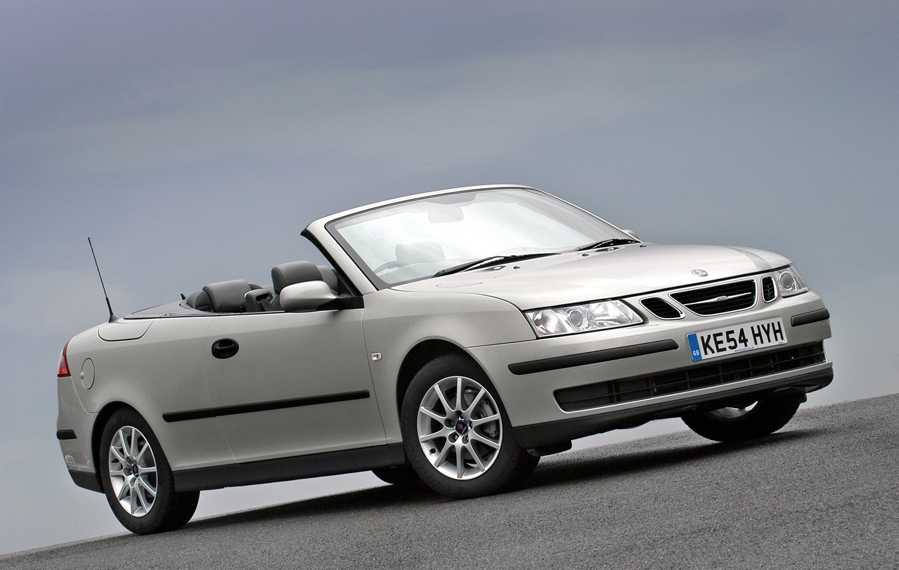 Saab 9 3 Convertible Review 2003 2011 Parkers Autos Post
