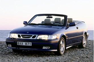 Saab 9 3 Convertible 1998