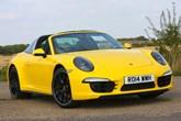 Porsche 2014 911 Targa