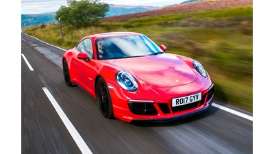 Porsche 911 Coupe 911 (991) 3.0 Carrera Coupe (09/15-) 2d
