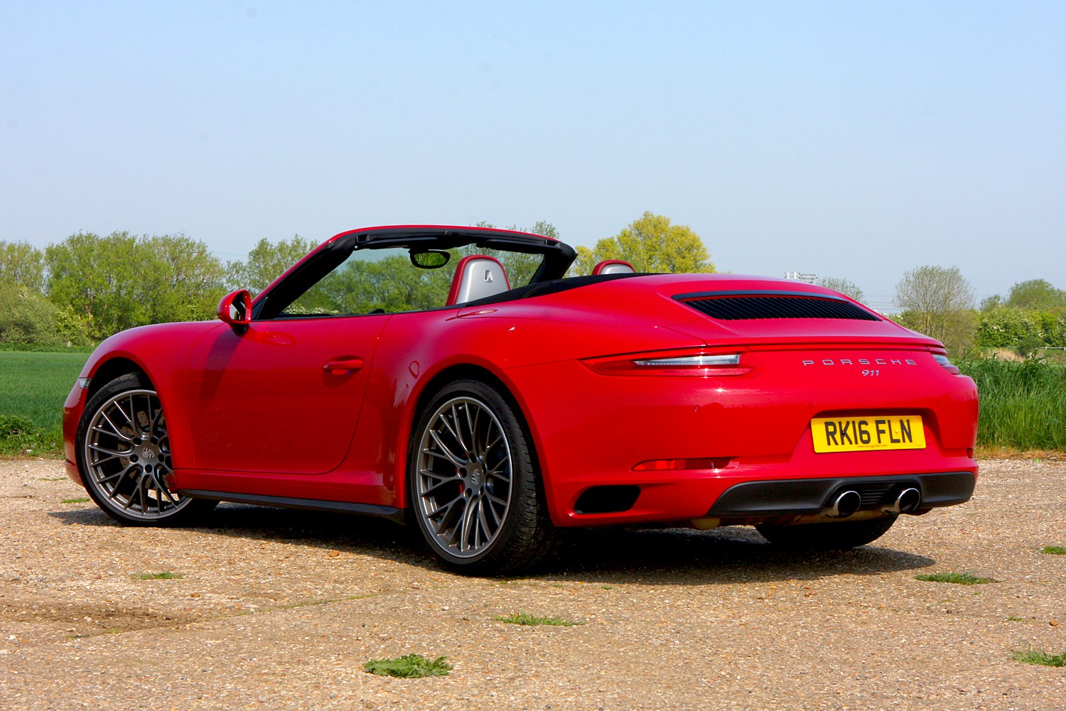 porsche 911 cabriolet 2012 photos parkers. Black Bedroom Furniture Sets. Home Design Ideas