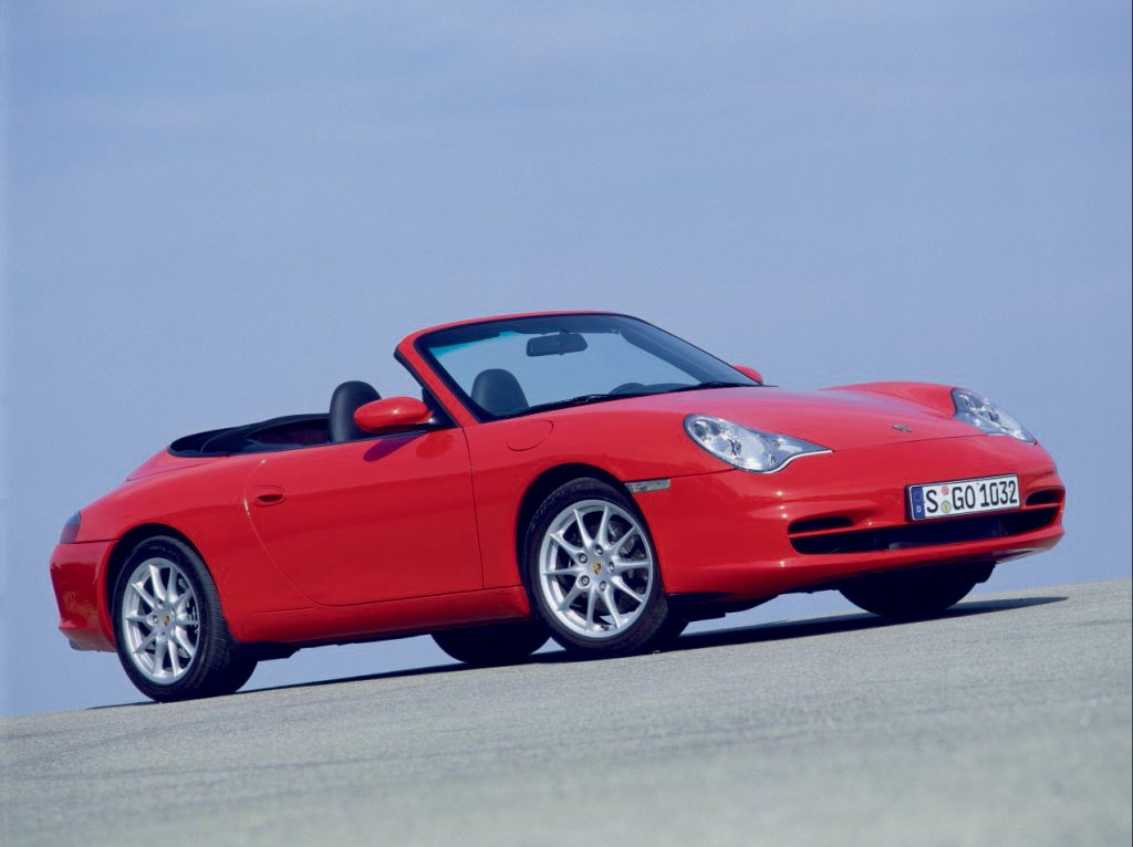 porsche 911 cabriolet 1998 2005 photos parkers. Black Bedroom Furniture Sets. Home Design Ideas