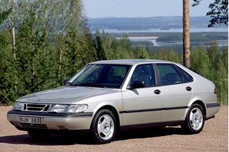 Saab 900 Hatchback 1993