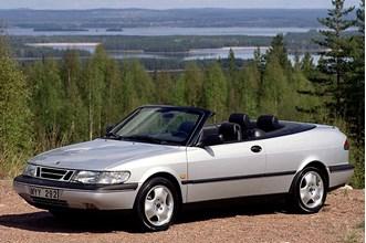 Saab 900 Convertible 1994