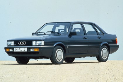 Audi 90 specs, diions, facts & figures | Parkers