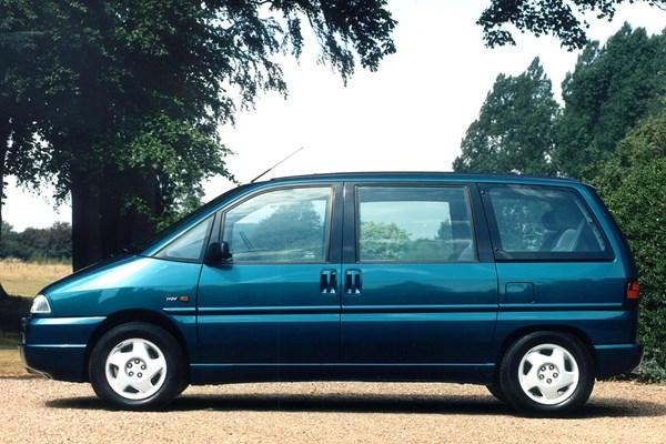 Peugeot 806 Estate Review (1995 - 2002) | Parkers