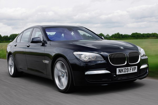 BMW 7-Series Saloon Review (2008 - 2015) | Parkers
