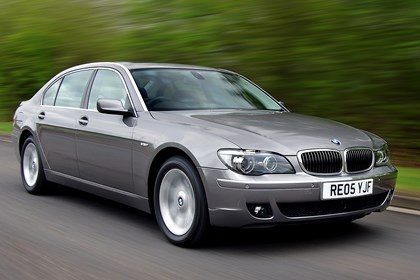 BMW 7-Series specs, dimensions, facts & figures | Parkers