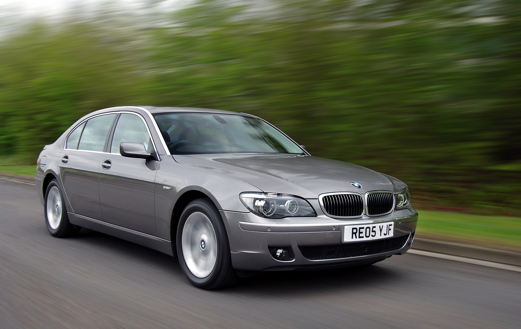 BMW 7Series Saloon Review 2002  2008  Parkers