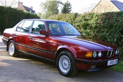 BMW 7 Series (1987   1995)