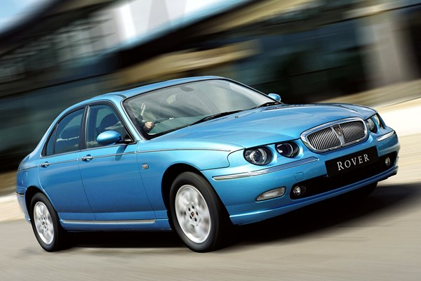 rover 75 saloon from 1999 used prices parkers. Black Bedroom Furniture Sets. Home Design Ideas