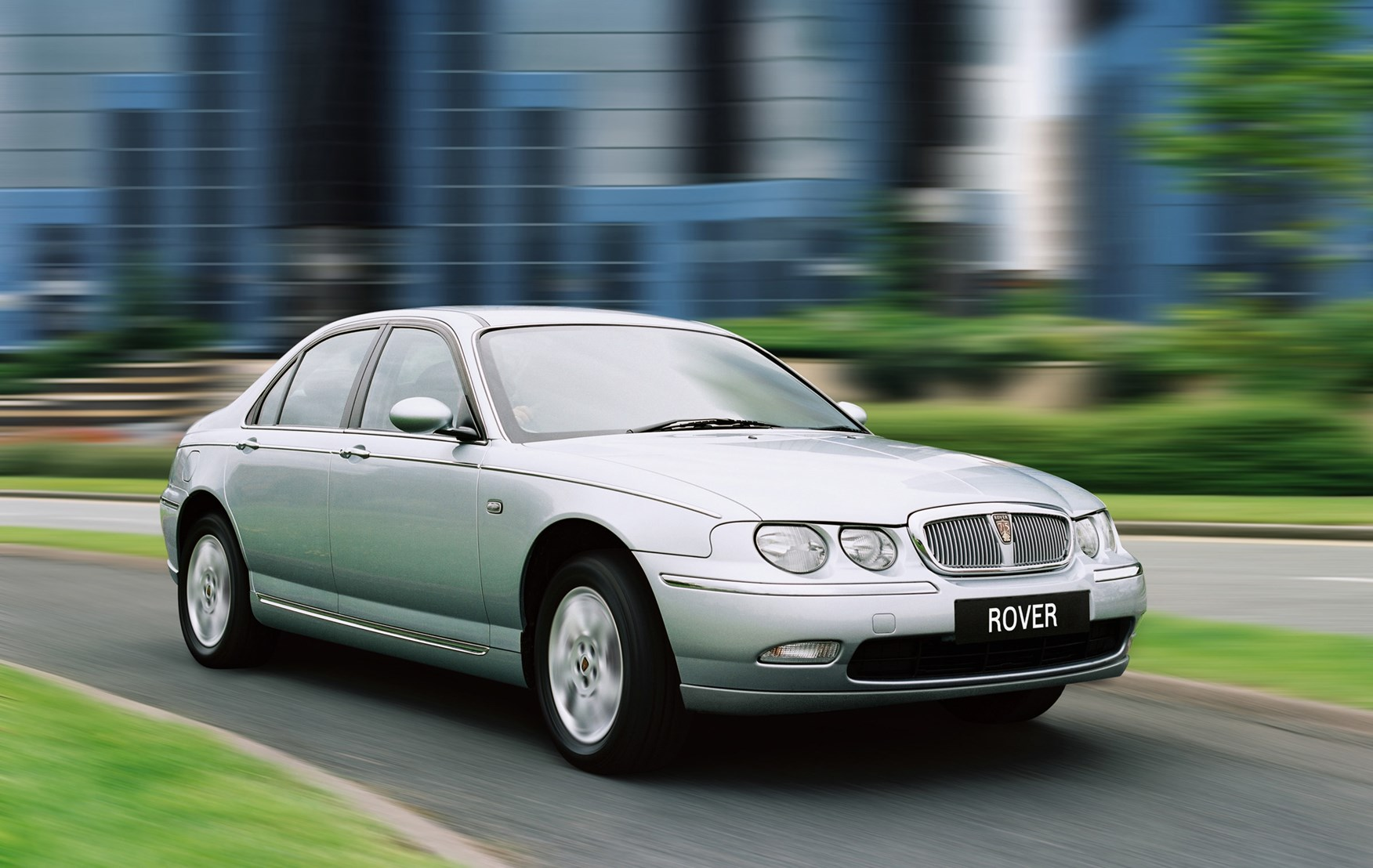 rover 75 saloon 1999 2004 driving performance parkers. Black Bedroom Furniture Sets. Home Design Ideas