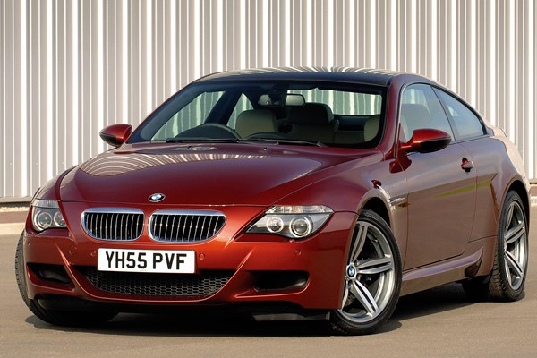 BMW 6-Series M6 (2005 - 2010) Used Prices