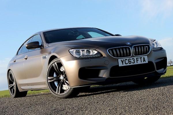 BMW 2014 M6 Gran Coupe