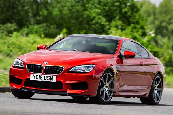 bmw 6 series m6 from 2012 used prices parkers. Black Bedroom Furniture Sets. Home Design Ideas