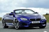 BMW 2012 M6 Convertible