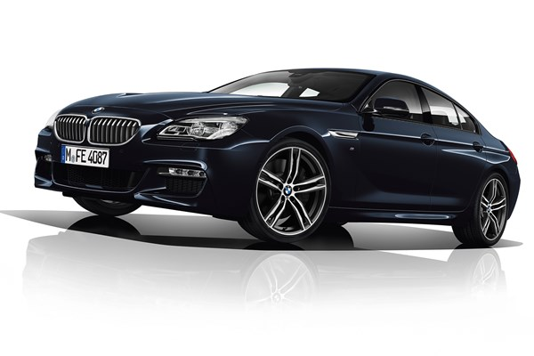Bmw 6 Series Gran Coupe 12 17 Rated 4 5 Out Of