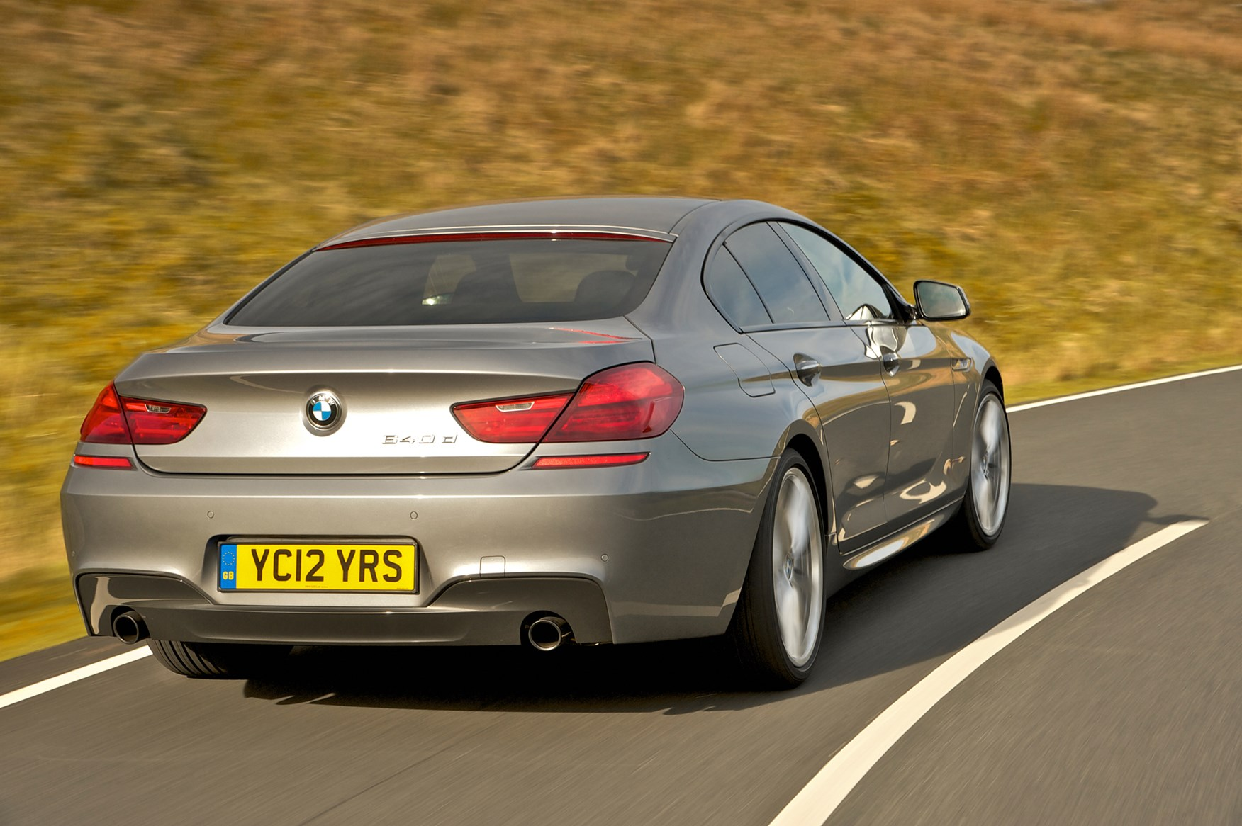 BMW 6-Series Gran Coupe (2012 - 2017) Driving & Performance   Parkers