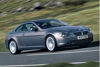 BMW 6Series Coup from 2004 Owners Reviews  Parkers