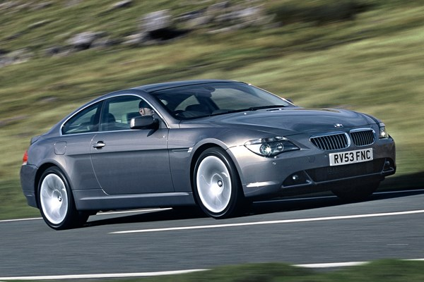 Bmw 6 Series Coupe 2004 2010 Review