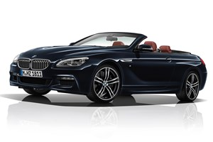 BMW 2017 6-Series Convertible