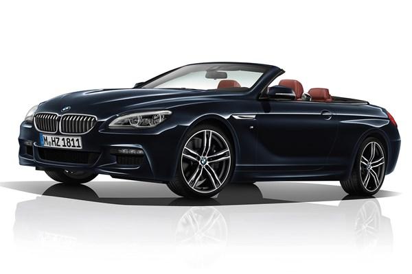 BMW 2017 6-Series Convertible