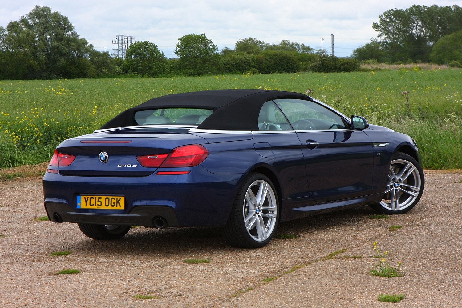 Bmw 6 Series Convertible 2011 Photos Parkers