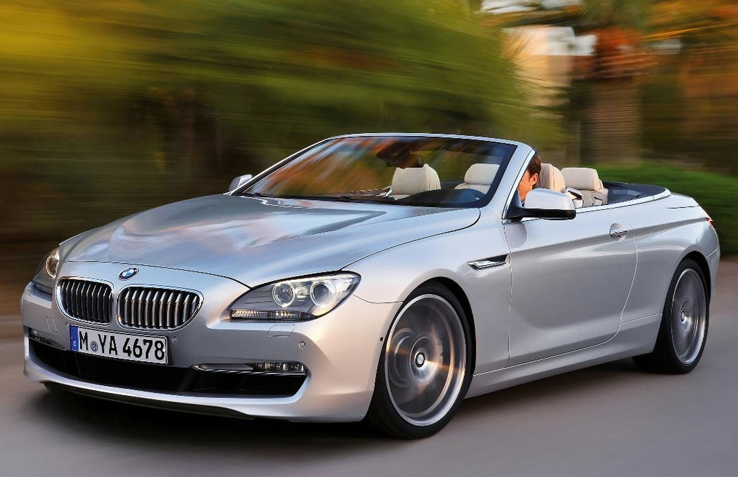 BMW 6-Series Convertible (2004 - 2010) Driving & Performance   Parkers
