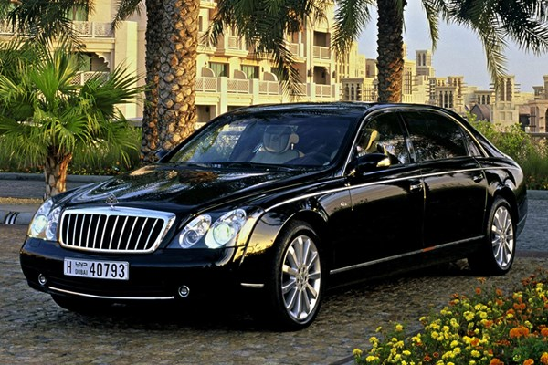 Maybach 62 Saloon Review (2003 - 2012) | Parkers