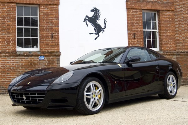 Ferrari 612 (04 10)   Rated 4 Out Of 5