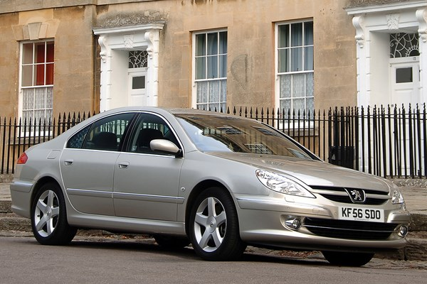 Peugeot 607 (2000 - 2009) Used Prices
