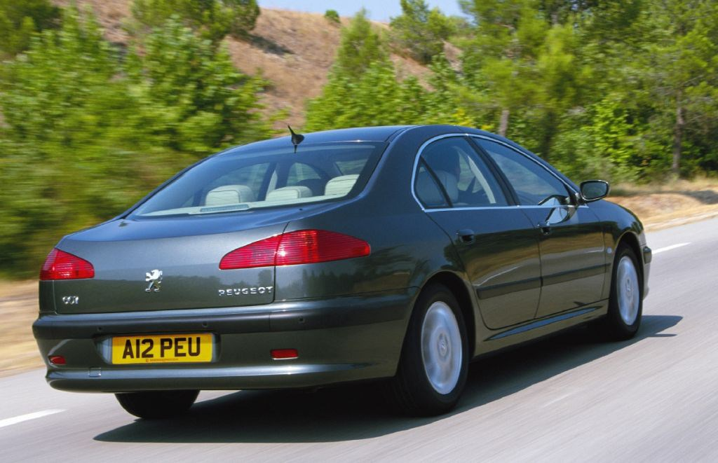 Peugeot 607 Saloon (2000 - 2009) Driving & Performance | Parkers
